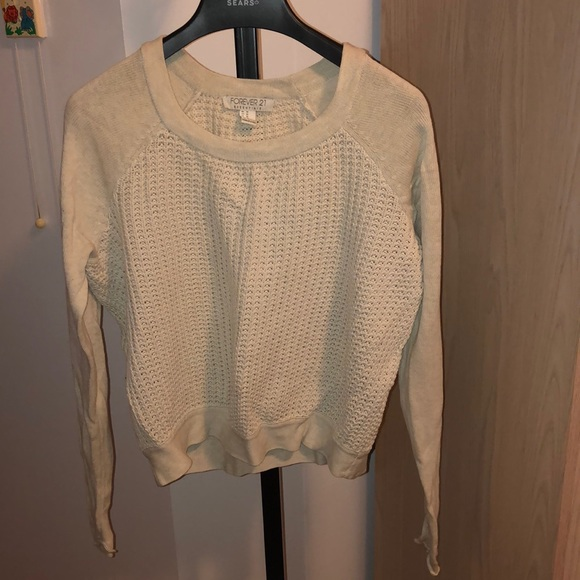 Forever 21 long sleeve top size M